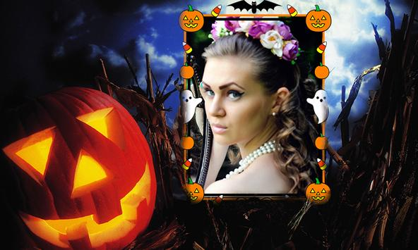 Happy Halloween Photo frames poster