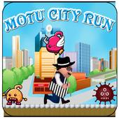 Motu City Run icon