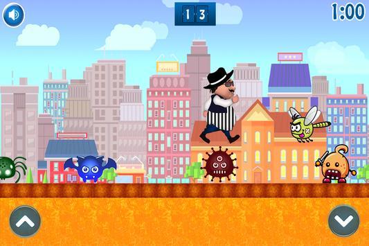 Motu City Run screenshot 6