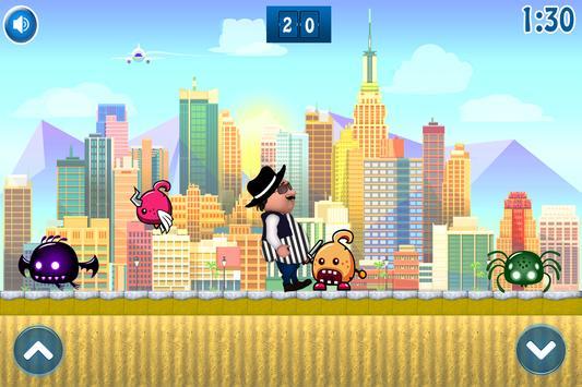 Motu City Run screenshot 2