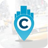 Citytaxi Ec icon