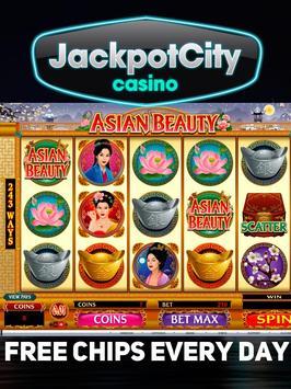 Jackpotcity Newslots poster