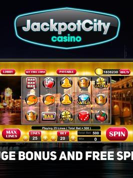 Jackpotcity Newslots screenshot 1
