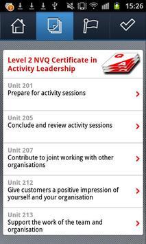 SmartCards: Activ Ldr L2 screenshot 2