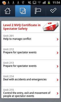 SmartCards: SpectatorSafetyL2 screenshot 2