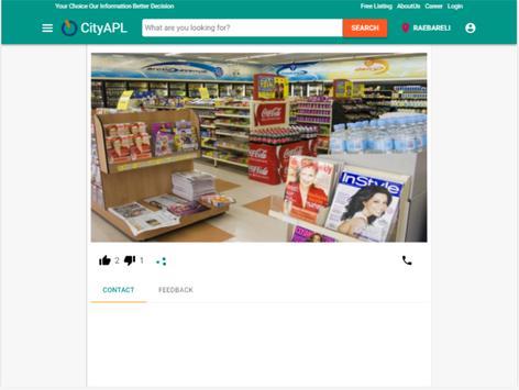 CityAPL Lite screenshot 6
