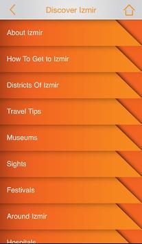 Discover Izmir apk screenshot