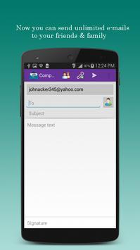Connect for Hotmail -> Outlook apk screenshot