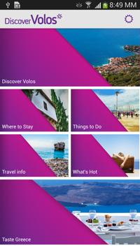 Discover Volos poster
