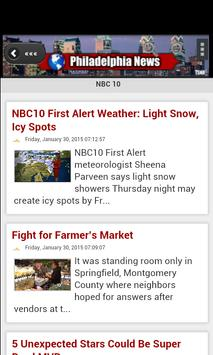 Philadelphia Local News apk screenshot