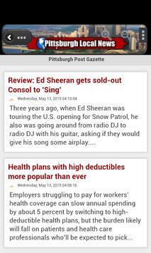 Pittsburgh Local News screenshot 1