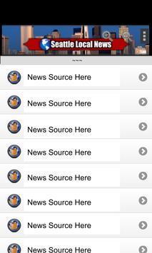 Seattle Local News screenshot 4