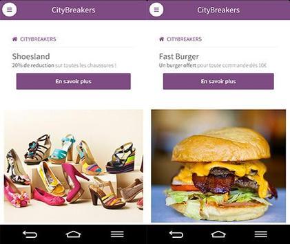 Citybreakers BAB apk screenshot