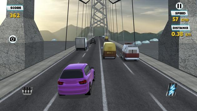 Traffic Rider: Highway Payback apk screenshot