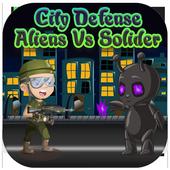 City Defense: Aliens & Solider icon