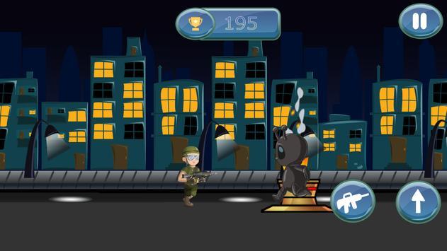 City Defense: Aliens & Solider screenshot 3