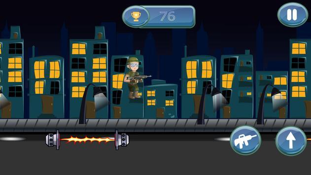 City Defense: Aliens & Solider screenshot 2