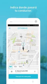 CityDrive poster