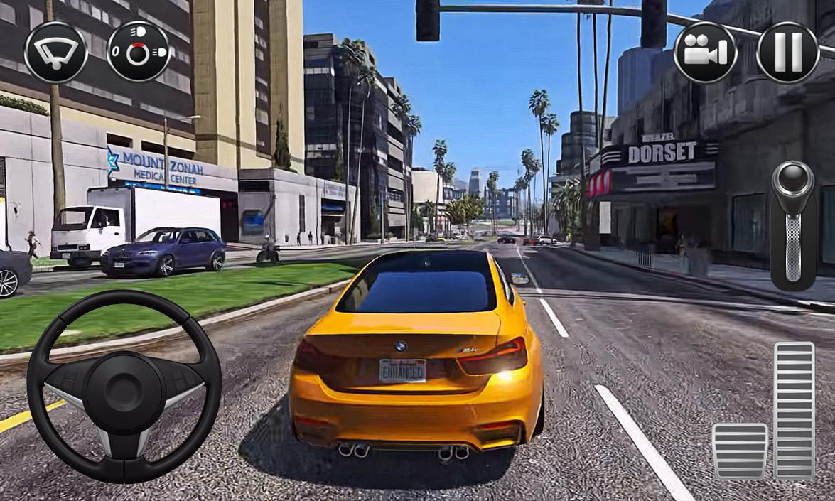 Real Driving Games >> Real Car Driving Bmw For Android Apk Download