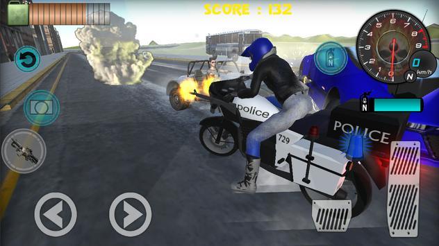 Police Chase Simulator 3D apk screenshot