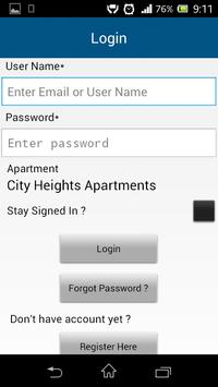 City Heights Apartments screenshot 13