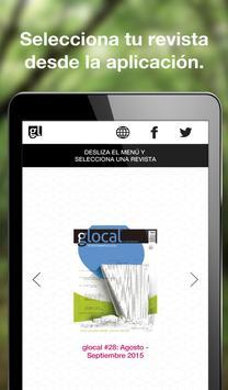 glocal design magazine screenshot 11