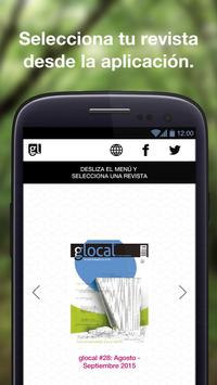 glocal design magazine screenshot 1