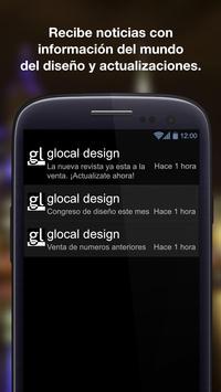 glocal design magazine screenshot 4