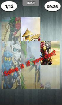 Super Ninjago Games apk screenshot