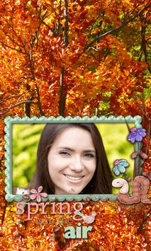 Autumn Nature Photo Frames apk screenshot