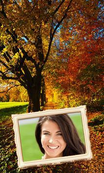 Autumn Nature Photo Frames poster