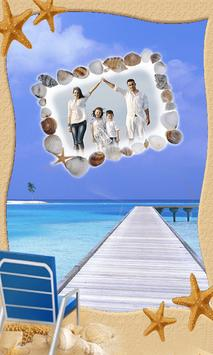 Beach Photo Frames apk screenshot