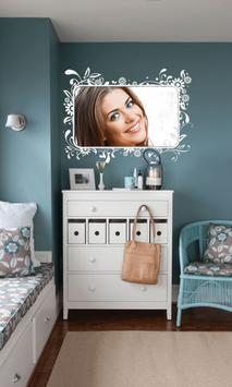 Interior Photo frames poster
