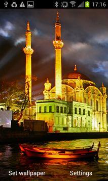 Islamic Famous Places - LWP screenshot 1