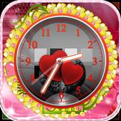 Love Clock Widget icon