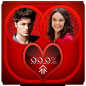 Test your Love simulator prank icon