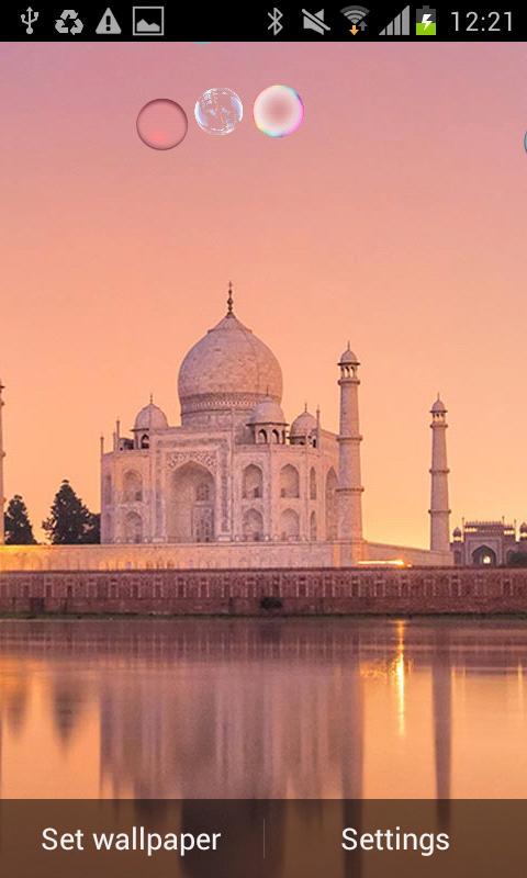 Taj Mahal Hd Wallpaper For Android Apk Download