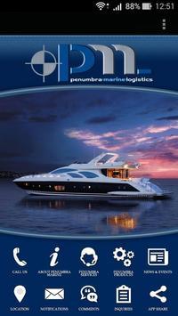 Penumbra Marine Logistics poster