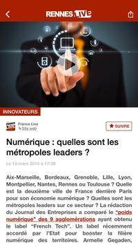 Rennes Live screenshot 2