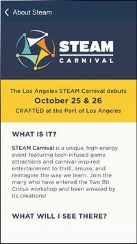 Steam Carnival poster