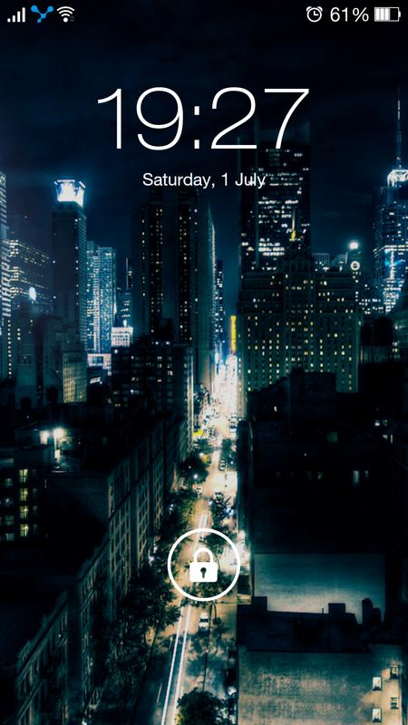 Night City Wallpapers Qhd Lock Screen Pour Android Telechargez L Apk