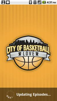 City of Basketball Love poster