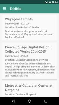 Tacoma Arts Month apk screenshot