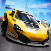 4-Wheel City Drifting icon