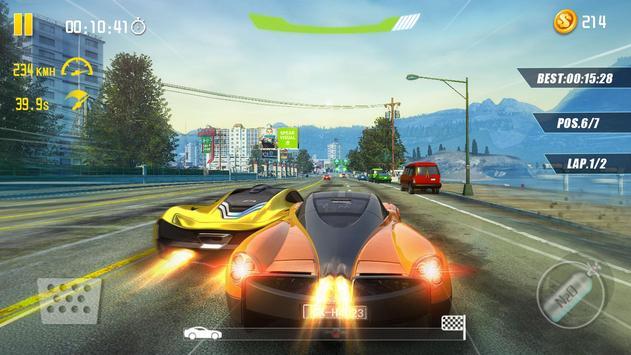4-Wheel City Drifting screenshot 11