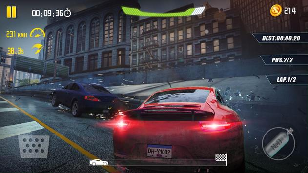 4-Wheel City Drifting screenshot 14