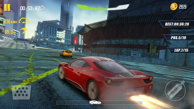 4-Wheel City Drifting screenshot 4