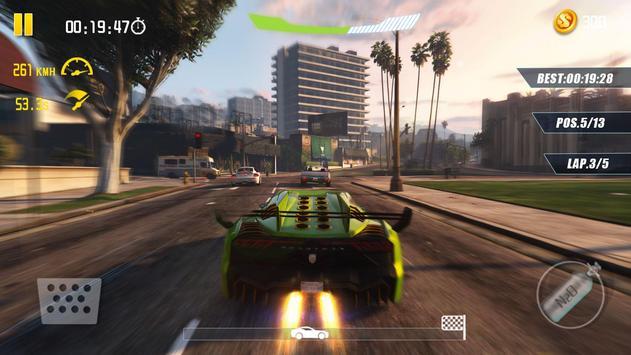 4-Wheel City Drifting screenshot 5