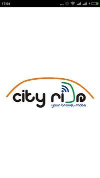 City Ride - Book Auto Rickshaw poster