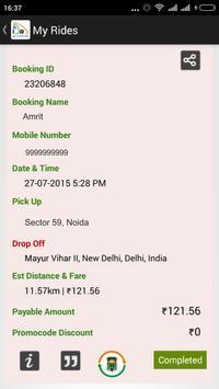 City Ride - Book Auto Rickshaw screenshot 6